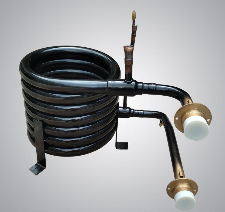什么是热泵专用冷凝器?冷凝器结垢这么办?