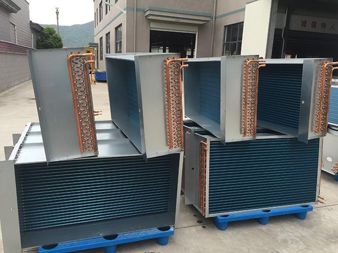客观谈空气源热泵VS空调配件和系统上的区别