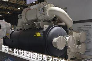 中央空调冷(热)水机组的最新技术