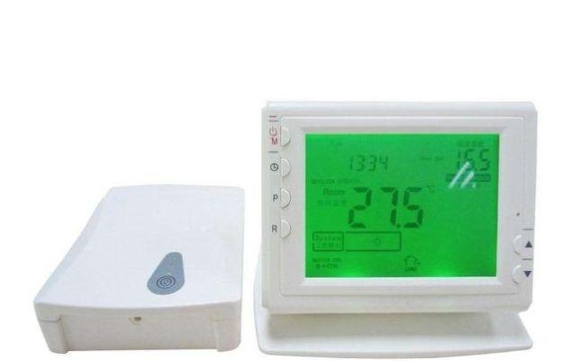 壁挂炉电线连接及室内温控器安装步骤