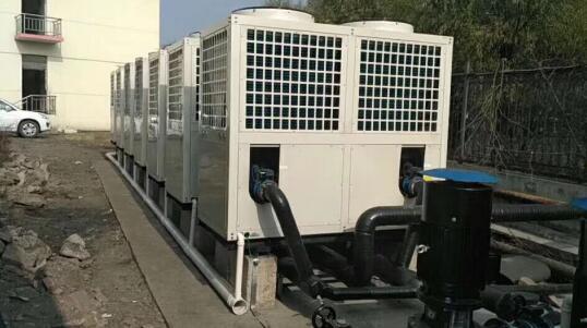 空气源热泵助力平定县清洁取暖