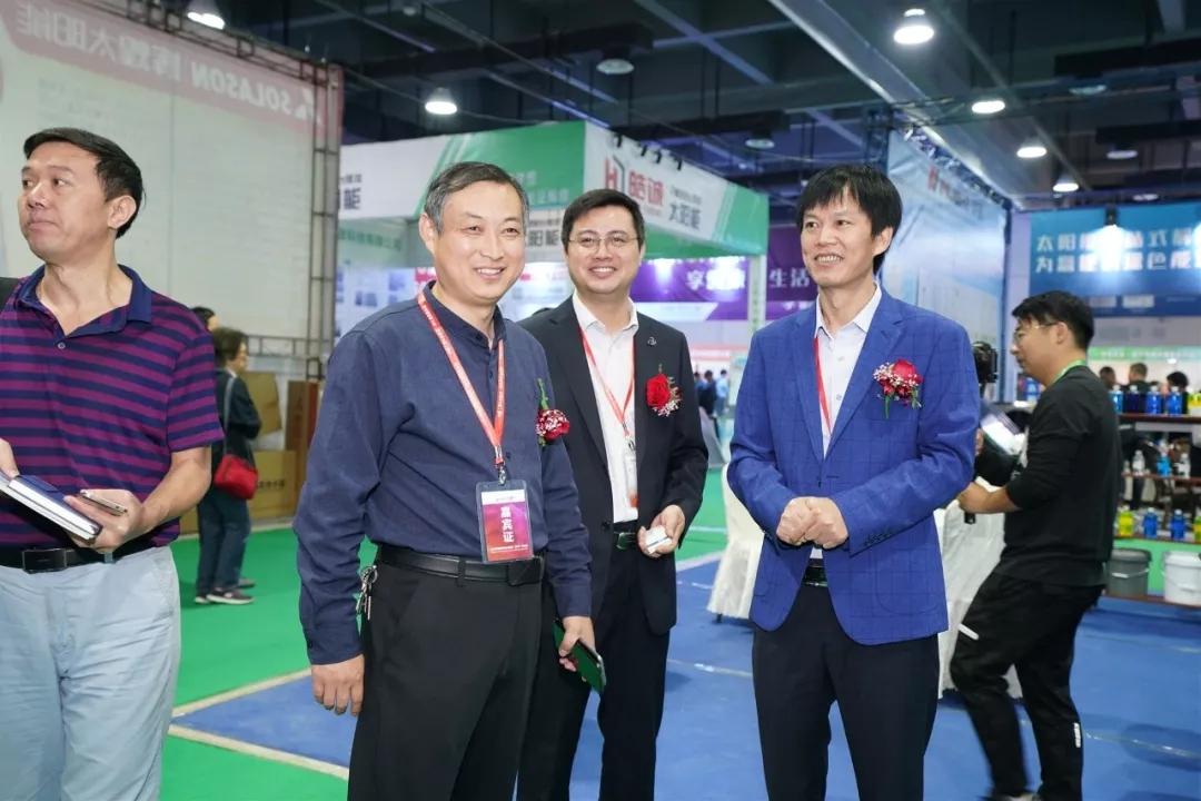 2019中国国际清洁能源(海宁)博览会开幕式现场直击