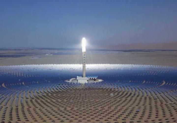 酒泉市将重点引进光热发电等清洁能源产业项目