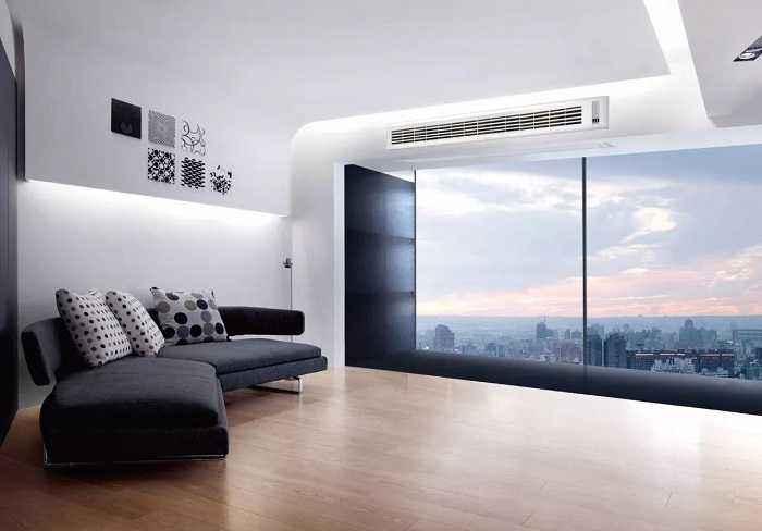 家里装中央空调的优缺点