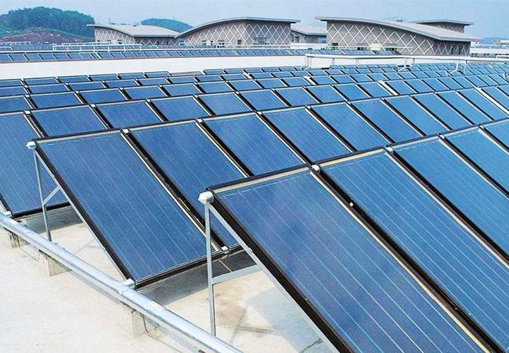 太阳能热水系统等列入吉林2020建筑节能技术及推广目录