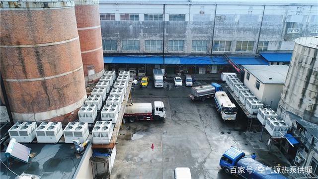 丹东某水产公司改用空气能热泵,冷热水双供获用户好评