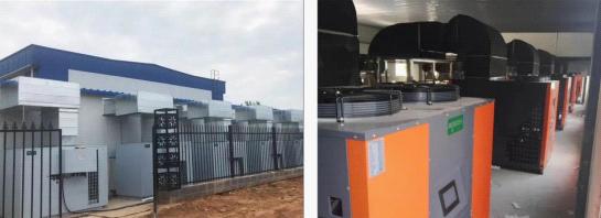 欧思丹空气源热泵烘干,预计万亿蓝海市场