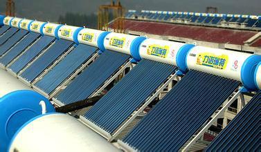 高层住宅建筑节能中太阳能热水器的应用