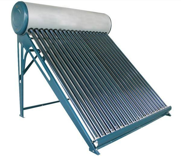 2020中国太阳能热水器出口量为17.3万台