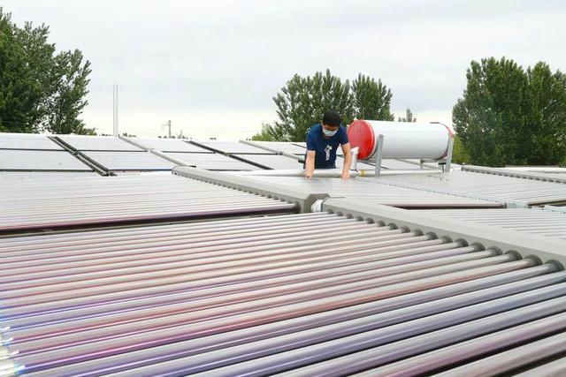 济南:太阳能热水系统设计管理有了新标准