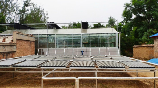 结合太阳能跨季节蓄热土壤源热泵供暖技术进入推广应用阶段