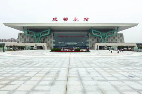四川成都一批地标性建筑用上地源热泵