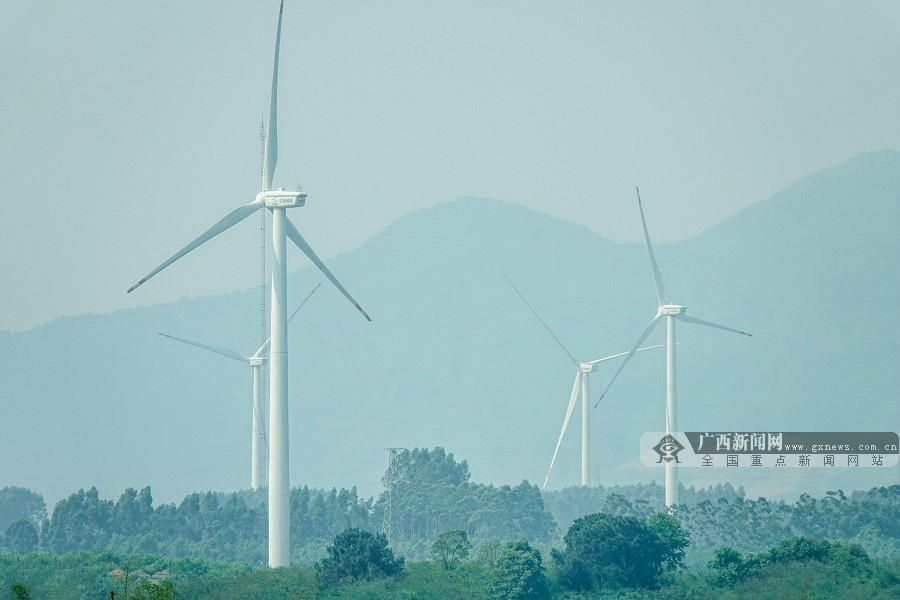 上半年广西再次实现清洁能源全额消纳