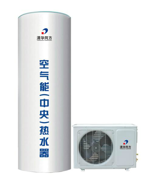 空气能热水器如何配线和水管