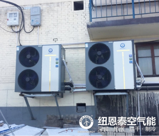"""铜川划定""""禁煤区"""",空气能热泵为冬季采暖提供保障"""