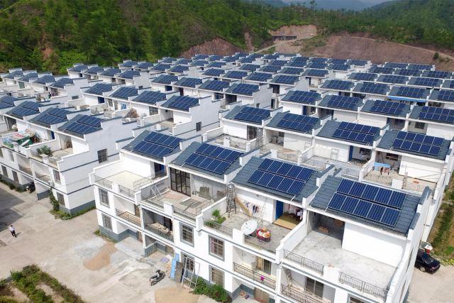 大同所有贫困村实现光伏扶贫电站全覆盖