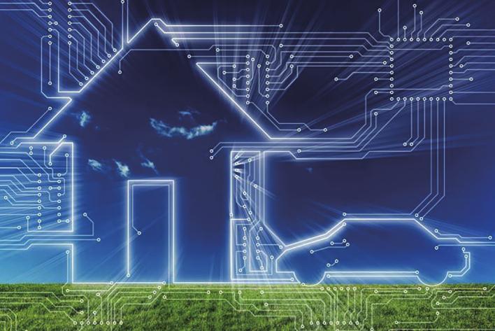 2025年智能家居市场规模将达到1440亿美元
